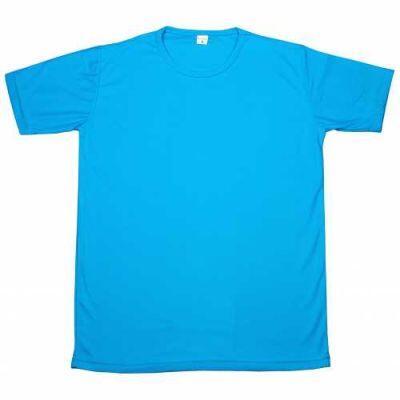 %100 Pamuk 1. Kalite Bisiklet Yaka Tshirt