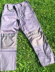 Propazar - 16x12 %100 Pamuk 245gr/m2 3 Cepli Dizlik Pedle İş Pantolonu