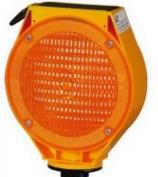3 Kademeli Flaşör Sarı UT 8503