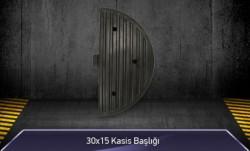 30x15 Kasis Başlığı MFK1047 - 5351 - Thumbnail
