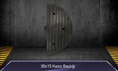 30x15 Kasis Başlığı MFK1047 - 5351