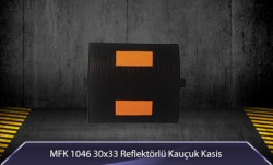 30x33 Reflektörlü Kauçuk Kasis MFK1046 - 5330 - Thumbnail