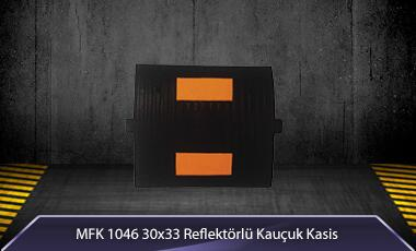 30x33 Reflektörlü Kauçuk Kasis MFK1046 - 5330