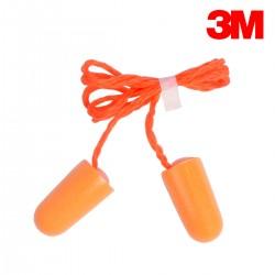 3M - 3M 1110 Kulak Tıkacı Kordonlu 100'lü Paket