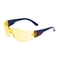 3M 2722 Sarı Lens Güvenlik Gözlüğü - Thumbnail