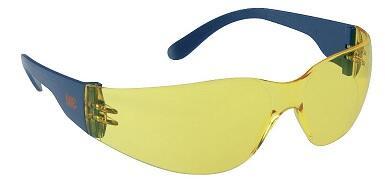 3M 2722 Sarı Lens Güvenlik Gözlüğü