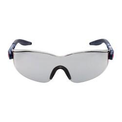 3M 2741 Güvenlik Gözlüğü Gri AS/AF - Ayarlanabilir Sap - Thumbnail