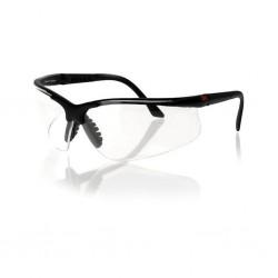 3M 2750 Güvenlik Gözlüğü Şeffaf AS/AF - Ayarlanabilir Sap - Thumbnail