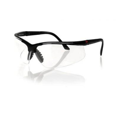 3M 2750 Güvenlik Gözlüğü Şeffaf AS/AF - Ayarlanabilir Sap