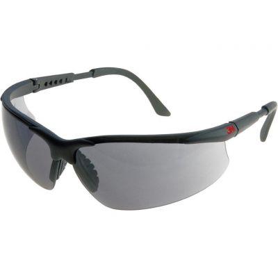 3M 2751 Güvenlik Gözlüğü Gri AS/AF - Ayarlanabilir Sap