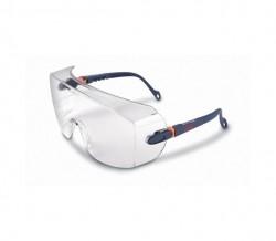 3M 2800 Gözlüküstü Gözlük Şeffaf - Thumbnail