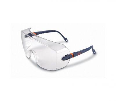 3M 2800 Gözlüküstü Gözlük Şeffaf