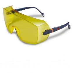 3M 2802 Gözlüküstü Gözlük Sarı - Thumbnail