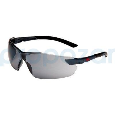 3M 2821 Güvenlik Gözlüğü Gri AS/AF Koruyucu İş Gözlüğü