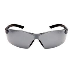 3M 2821 Güvenlik Gözlüğü Gri AS/AF Koruyucu İş Gözlüğü - Thumbnail