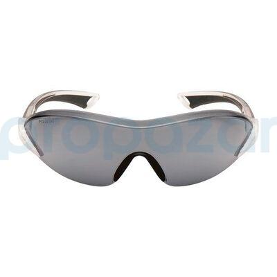3M 2841 Güvenlik Gözlüğü Gri - Ayarlanabilir Sap ve Kaş Korumalı