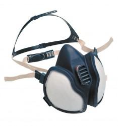 3M - 3M 4255M Organik Gaz - Buhar Maskesi (FFA2P2D) - 10lu Koli