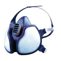 3M - 3M 4279 Org. - İnorg. - Asit - Amon. Gaz/Buhar Maske (FFABEKP3D)