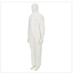 3M 4540 Beyaz Tulum Özel Mavi Sırt Üçgenli Tip 5-6 - Thumbnail