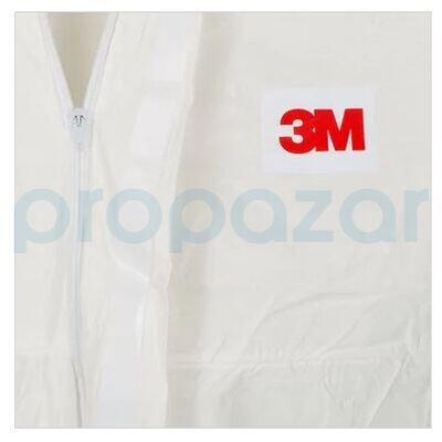 3M 4540 Beyaz Tulum Özel Mavi Sırt Üçgenli Tip 5-6