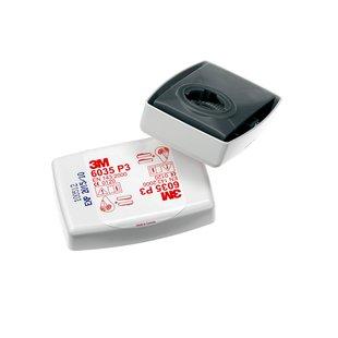 3M 6035 P3 Solo Filtre