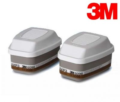 3M 6098 AX P3 Filtre
