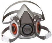 3M - 3M 6100 Yarım Yüz Gaz Maskesi Küçük Boy