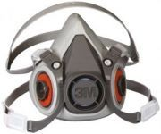 3M 6200 Yarım Yüz Gaz Maskesi Orta Boy