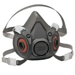 3M - 3M 6300 Yarım Yüz Maskesi (Büyük Boy)
