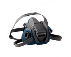 3M - 3M 6501-QL Hızlı Açılabilir 6500 Serisi Yarım Yüz Maskesi (Küçük Boy)