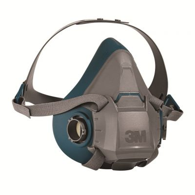 3M 6502 6500 Serisi Yüz Maskesi Orta Boy