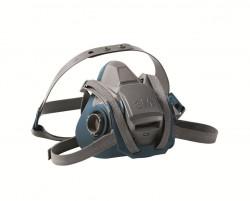 3M 6502 Hızlı Açılabilinir Yarım Yüz Maskesi Orta Boy - Thumbnail