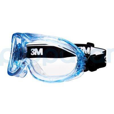 3M 71360-00001 Fahrenheit Polikarbonat Gözlük DX