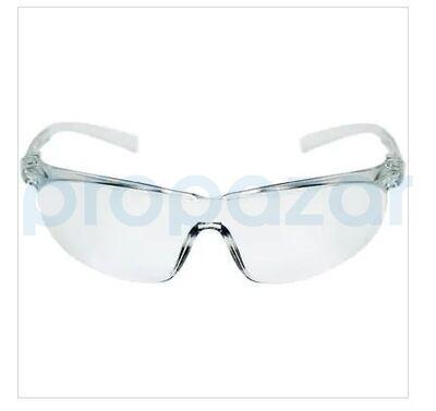 3M 7150101C Tora Clear Hardium AS/AF İş Güvenliği Gözlüğü
