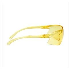 3M 7150103C Tora Sarı Hardium AS/AF İş Güvenliği Gözlüğü - Thumbnail