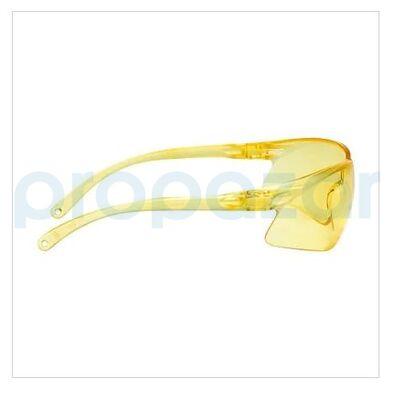 3M 7150103C Tora Sarı Hardium AS/AF İş Güvenliği Gözlüğü