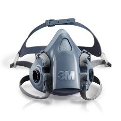 3M - 3M 7501 Yarım Yüz Maskesi (Küçük Boy) - 10lu Koli