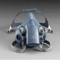 3M - 3M 7502 Yarım Yüz Maskesi (Orta Boy)