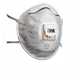 3M - 3M 8112 FFP1 Ventilli Toz ve Sis Maskesi