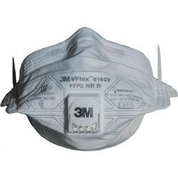 3M - 3M 9162V Vflex FFP2 Ventilli Toz ve Sis Maskesi