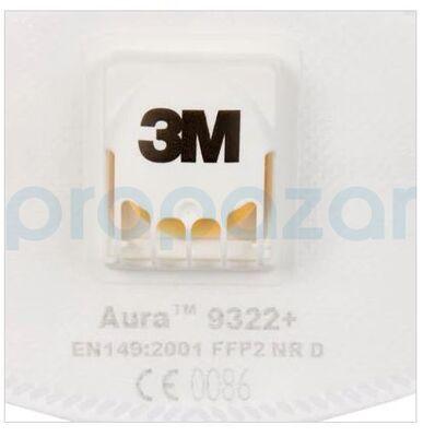 3M 9322A FFP2 Ventilli Toz Maskesi