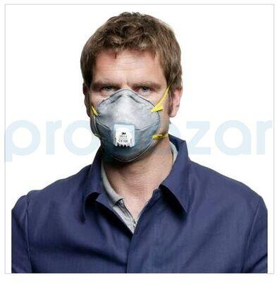 3M 9914 FFP1 Ventilli Düşük Kons. Organik Gaz Ve Toz Maskesi