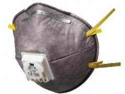 3M 9914 FFP1 Ventilli Düşük Kons. Organik Gaz Ve Toz Maskesi - Thumbnail