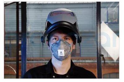 3M 9922 FFP2 Ventilli Düşük Kons. Organik Gaz Toz ve Sis Maskesi