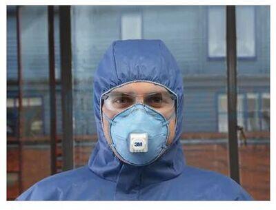 3M 9926 FFP2 Ventilli Düşük Kons. Asit Gaz Ve Toz Maskesi