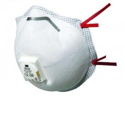 3M - 3M 9936 FFP3 Ventilli Düşük Kons. Asit , Gaz , Toz Ve Sis Maskesi - 180li KOLİ