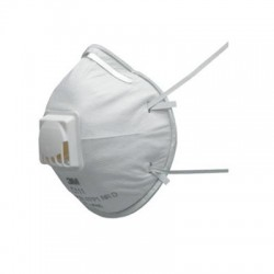 3M - 3M C111 - 8112 FFP1 Ventilli Toz ve Sis Maskesi