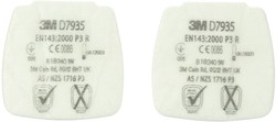3M - 3M D7935 P3R Secure Click Toz Filtresi