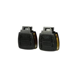 3M - 3M D8095 Secure Click A2P3 Gaz Toz Buhar Filtresi