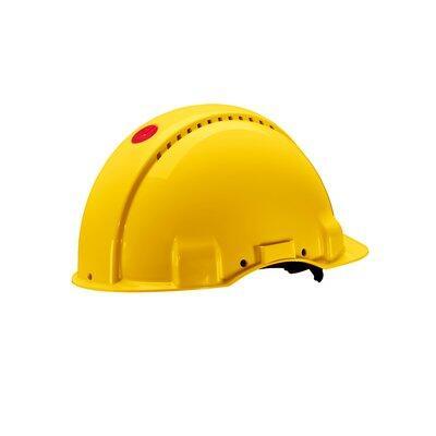 3M G3000 Madenci Bareti Vidalı ve Lamba Tutucu Üniteli